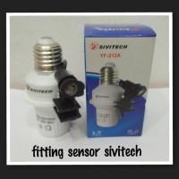 Fitting Sensor Otomatis SANLY HM 128