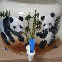 guci air/guci galon/guci keramik/guci dispenser