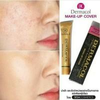 Jual Dermacol MakeUp Cover Original 100% Penutup Bekas Noda Tatto Asli Murah