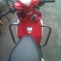 AKSESORIS MOTOR Engine Guard Motor Matik Sayap Kupu Motor Matik MURA