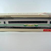 Jual miniatur kereta api - Gerbong Argo Bromo KAI (Papercraft) Murah