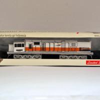 Jual miniatur kereta api - Lokomotif CC201 KAI (Papercraft) Murah