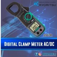 harga 2007r - 2007 R - 2007a - 2007 A Clamp Meter ( Tang Ampere ) Kyoritsu Tokopedia.com