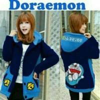 Jual Jaket Doraemon / Jaket Remaja / Grosir Jaket / Jaket Lucu / Sweater Murah