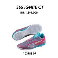 Jual Sepatu futsal puma original 365 IGNITE CT pink biru tosca new 2016  Murah cf716c6087