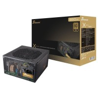 Seasonic X650 650W 80+ Gold Full Modular Gaming Power Supply