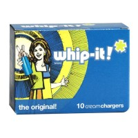 Whip It Cream Gas Charger N2O 10pcs