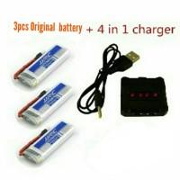 Paket batere / batre / battery JJRC H37 Elfie pocket drone