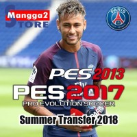 PES 2013 l PES 2017 UPDATE PATCH 2017/ 2018 PS3 CFW FULL TRANFERS