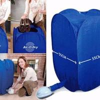 Jual Air O Dry Alat Pengering Baju Otomatis Pakaian Kering Laundry Unik Mur Murah