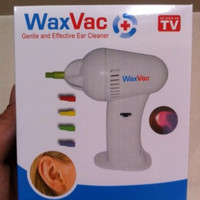 Jual (DISKON) Waxvac Ear Cleaner - Alat Pembersih Telinga - Waxvax A08 Murah