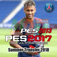 Game PS3 PES 2013 2017 Summer Transfer 2018 CFW Flashdisk