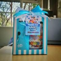 Paket Souvenir B/Paket Hampers Baby Shower,Aqiqah,Ulang Tahun