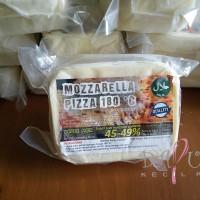 Keju Mozzarella Pizza 200 gr Halal