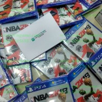 Jual PS4 NBA 2K18 NBA 2018 NBA18 (R3 / Reg 3 / English, Playstation 4 Game) Murah