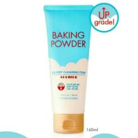 Jual Etude House Baking Powder BB Deep Cleansing Foam 160 ml Murah