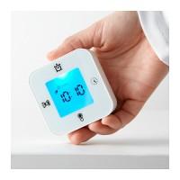 Jual Jam Meja Digital Suhu Tanggal Timer IKEA KLOCKIS Termometer Beker Murah
