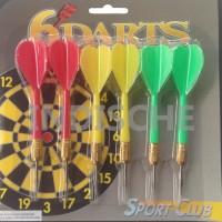 Jual Hot Jarum Dart Game Isi 6 / Arrow / Panah On Sale Murah