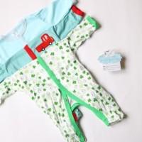 sleepsuits bayi / baju bayi / romper bayi / sleepwear next 3-6bulan
