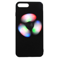LED Fidget Spinner Smartphone Case for iPhone Diskon