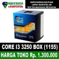 PROCESSOR CORE I3 3250 BOX SOCKET 1155