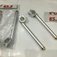 Stang Jepit ES2 Race TZ Diameter 33mm 8 Derajat Ninja 150 Vixion R15