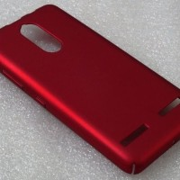 Hardcase PC Coating Dove Red Hard Case Cover Casing Lenovo K6 Power