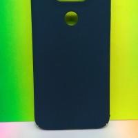 Hardcase PC Coating Dove Navy Blue Hard Case Cover Casing LG G5 SE