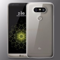 Hardcase Slim Kuat Keren Bening Clear Hard Case Cover Casing LG G5 SE