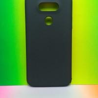 Hardcase Slim Coating Dove Dark Grey Hard Case Cover Casing LG G5 SE