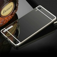 Lenovo vibe shot bumper + acrylic back hard case cover