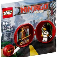 Lego Polybag The Ninjago Movie Kai's Dojo Pod (5004916)