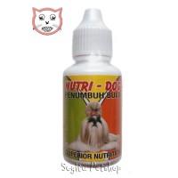 VITAMIN NUTRIDOG PENUMBUH BULU ANJING NUTRI DOG