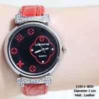 Jam tangan LV louis vuitton wanita fashion premium grosir termurah