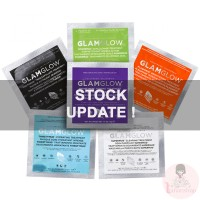 Jual Glamglow Supermud Dan Youthmud Sachet (Travel Size) Murah