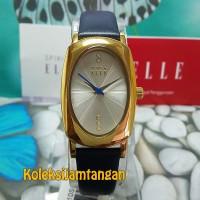 JAM TANGAN WANITA ELLE ES20110S03X GOLD ORIGINAL