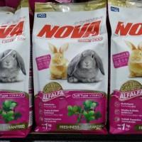 Pelet / Makanan Kelinci Nova / Nova Rabbit Food