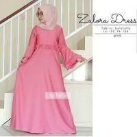 Zalora dres / Dress wanita muslim / Baju dress hijab