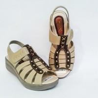 Best Quality Sepatu Sandal Wanita Replika Kickers Mulan 1200