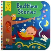 Jual Bedtime Stories - Follow the Finger Trails Board Book Murah