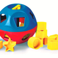 Shape O Toy by Tupperware