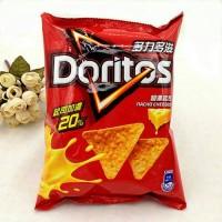Jual Doritos Nacho Cheese Snack 54gr Snek Cemilan Import Rasa Keju Nachos  Murah