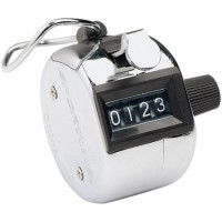HAND TALLY COUNTER 4 DIGIT/ ALAT HITUNG CEPAT MANUAL/ TASBIH COUNTER