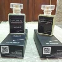 Jual Promo Paket Gardiaflow Original + Musk Q 30ML Parfum Cinta Pemikat Murah
