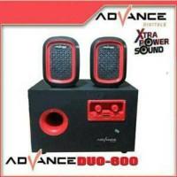 speaker DUO 600 SPEAKER advance DUO600 KODE DF7128