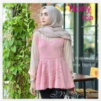 Noni Top / Baju Murah / Atasan Hijab / Baju Wanita / Pakaian Muslim