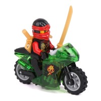 Lego Decool Motor Kai Ninja 10030 KODE TR4836
