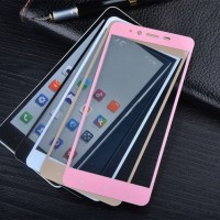TEMPERED GLASS WARNA Xiaomi Redmi Note 4 4X full screen anti gores hp
