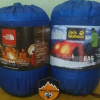 Jual Sleepingbag SB Sleeping Bag Double Polar + Dacron Model Mummy Mumy Murah