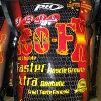 Prohybrid Iso Fx 100% isolate 5 lbs PH whey protein isolate